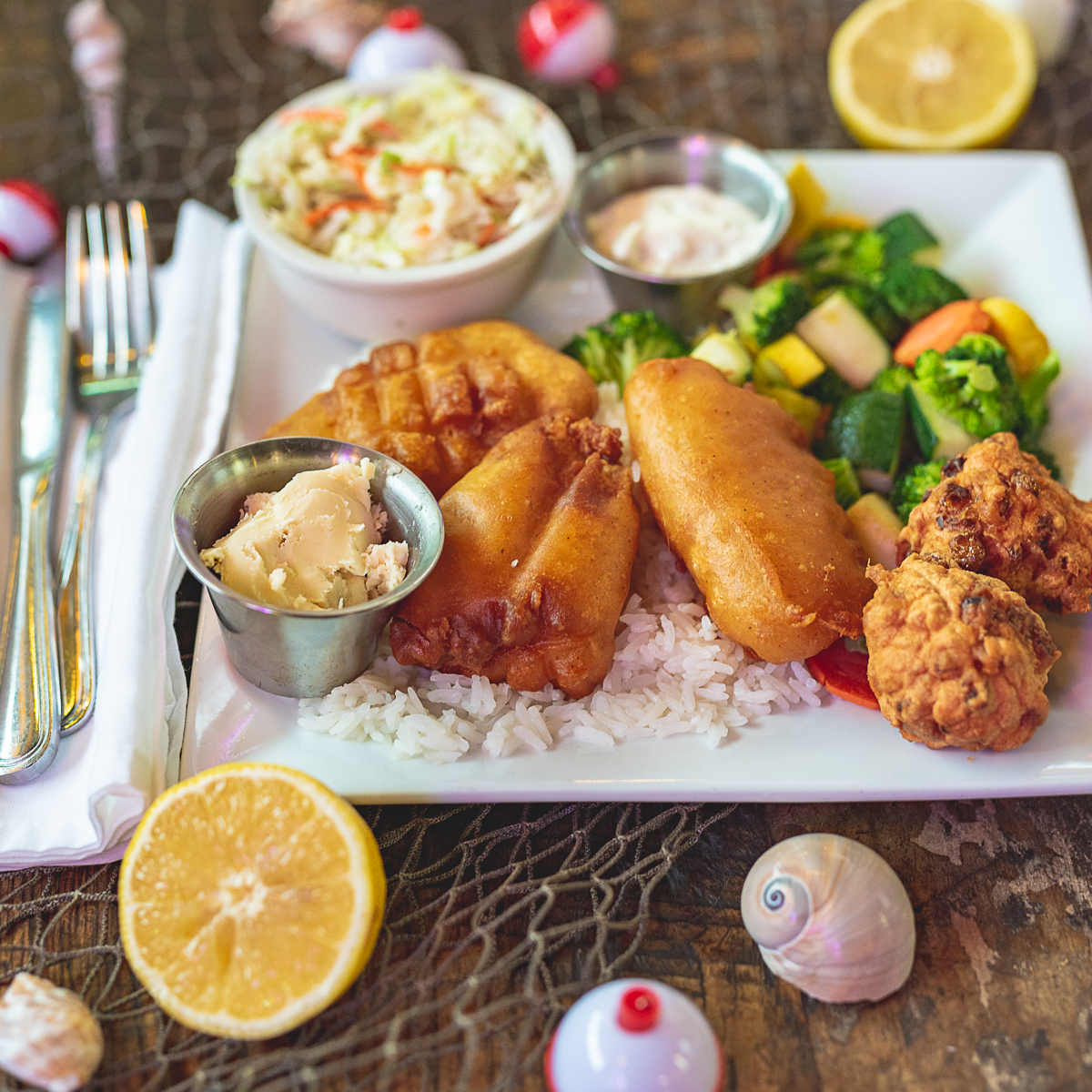 We Love A Great Fish Fry