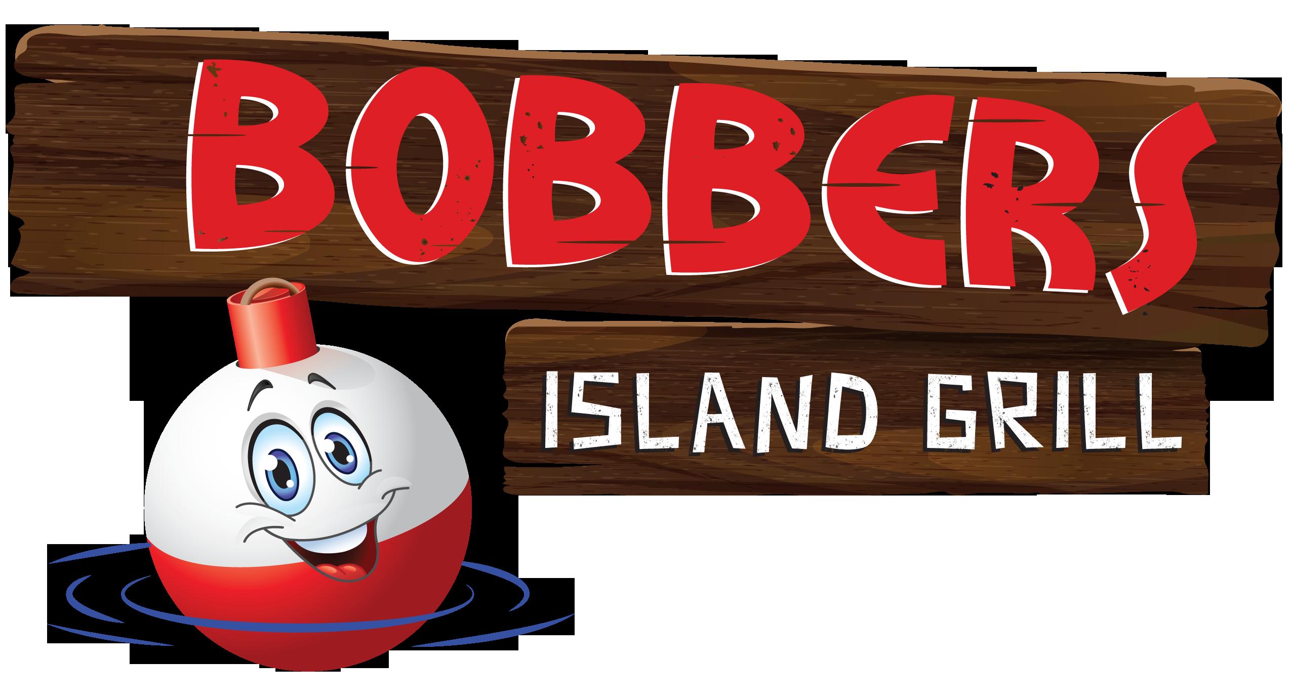 Bobbers Island Grill Logo Wisconsin Dells