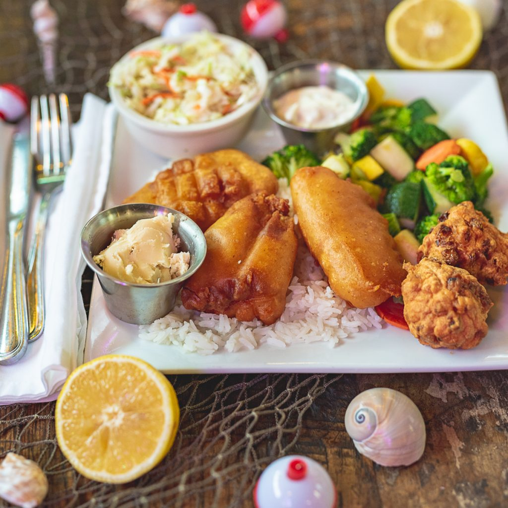 Bobbers Island Grill Friday Fish Fry All You Can Eat