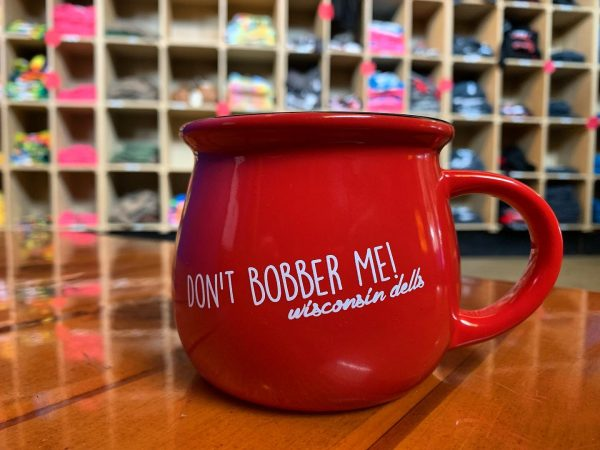 Bobbers Island Grill Souvenir Coffee Cup Don't Bobber Me