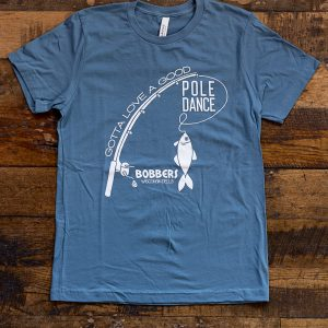 Bobbers Pole Dance T-Shirt