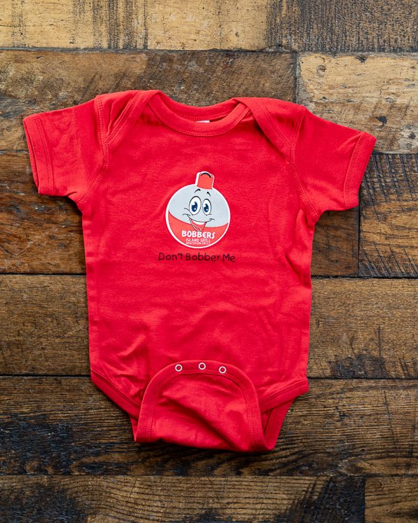 Bobbers Island Grill Baby Apparel Wisconsin Dells