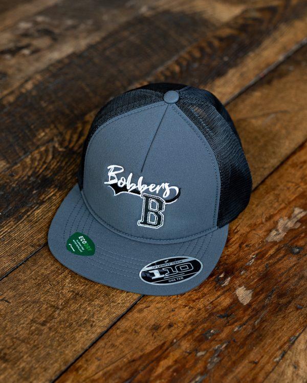 Bobbers Island Grill Snapback Hat Apparel Wisconsin Dells