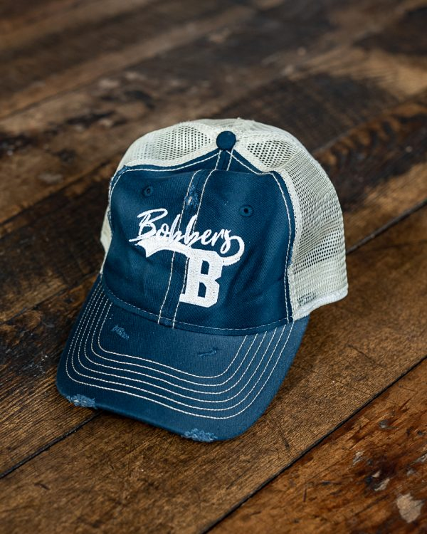 Bobbers Island Grill Trucker Hat Apparel Wisconsin Dells