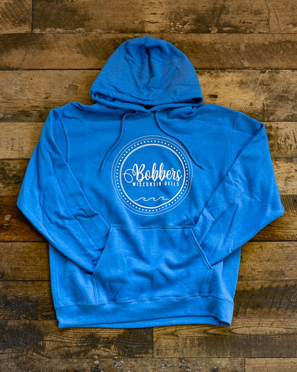 Bobbers Island Grill Wave Hoodie Wisconsin Dells