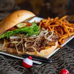 Big Juicy Bobber Burger Challenge