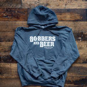 Bobbers And Beer Hoodie