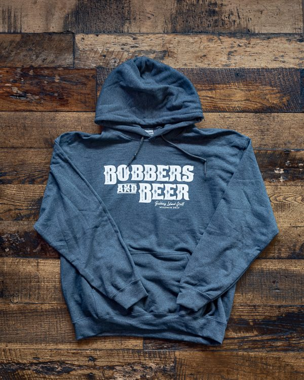 Bobbers Island Grill Bobbers And Beer Hoodie The Bait Shop