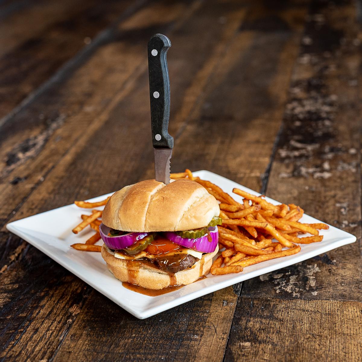 Bobbers Island Grill Jerk Sandwich Gourmet Sandwich