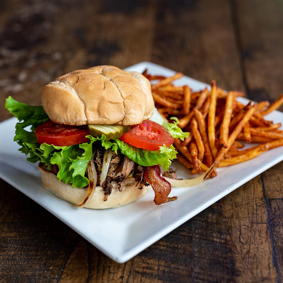 Little Juicy Bobber Burger