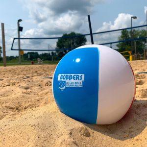 Bobbers Beachball Souvenir Drink Holder